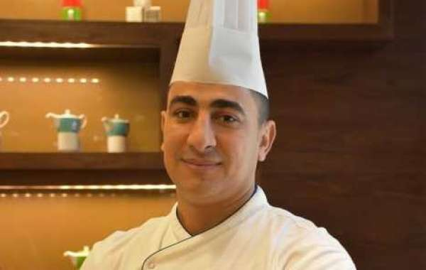 An Interview with Ahmed Allithy, Arabic Chef at Courtyard by ...
