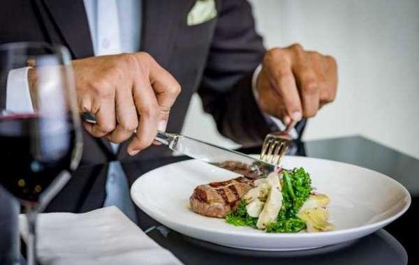 Gaucho DIFC September Business Lunch