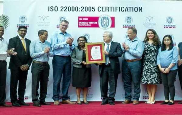 Banana Island Resort Receives ISO 22000:2005 Certification
