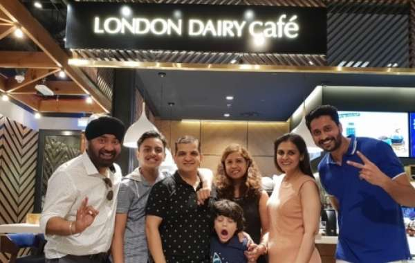 Review of the new London Dairy Cafe at La Mer, Dubai