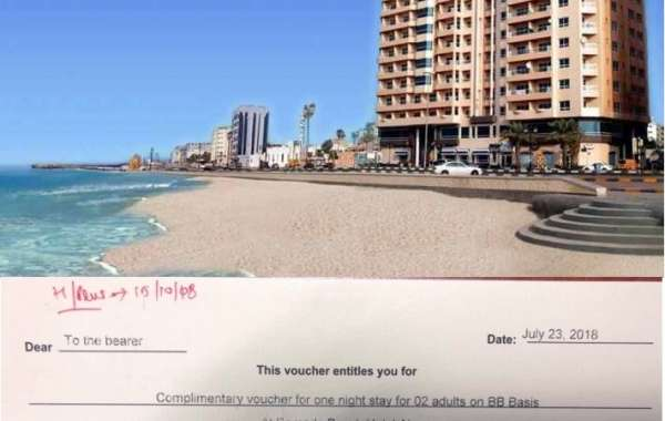 A CHANCE TO WIN 1 NIGHT STAY WITH BREAKFAST AT RAMADA BEACH HOTEL, AJMAN