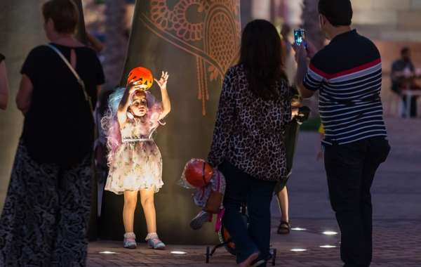 Riverland™ Dubai Transforms into the Largest Trick-or-treat Destination for Halloween