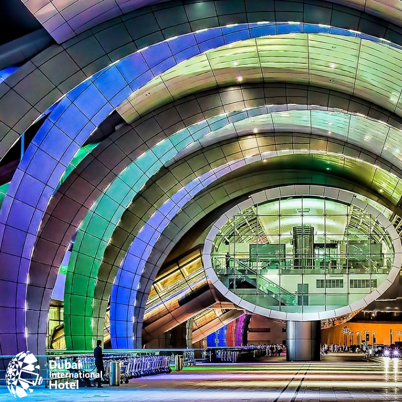"""DUBAI INTERNATIONAL HOTEL on LinkedIn: """"Today marks the 10th Year Anniversary of the opening of Dubai International Airport Terminal 3. Here's to…"""