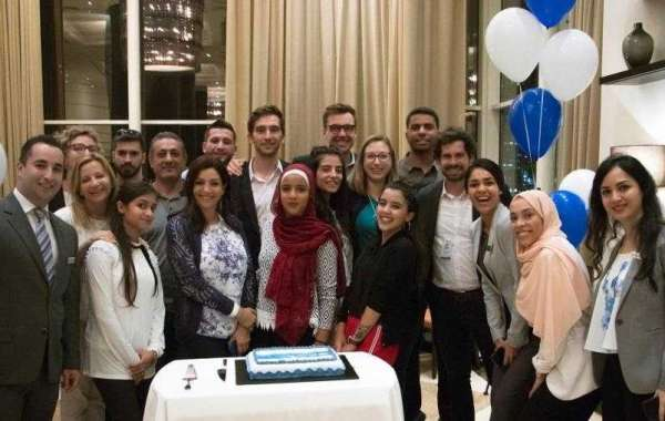 Towers Rotana Welcomes Youth Delegation from SOS Children's Villages