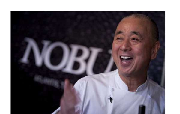 Celebrate 'The Life of Nobu' with a Special Set Menu Dinner Hosted by Chef Nobu Himself