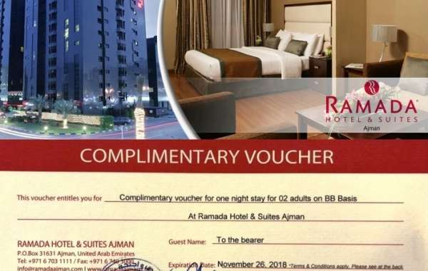A CHANCE TO WIN 1 NIGHT STAY WITH BREAKFAST AT RAMADA HOTEL & SUITES, AJMAN
