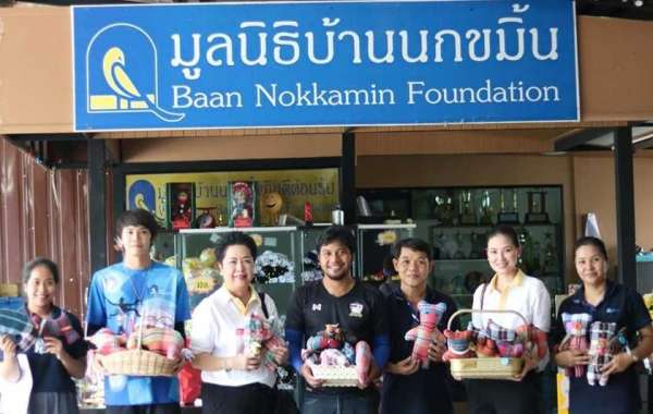 Chatrium Hotels & Residences Donates Handmade Dolls to Baan Nokkamin Foundation
