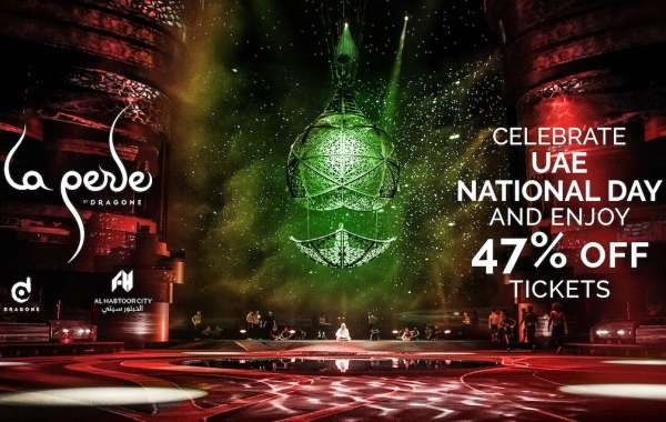 Celebrate UAE National Day with 47 percent Discount on All La Perle by Dragone Tickets