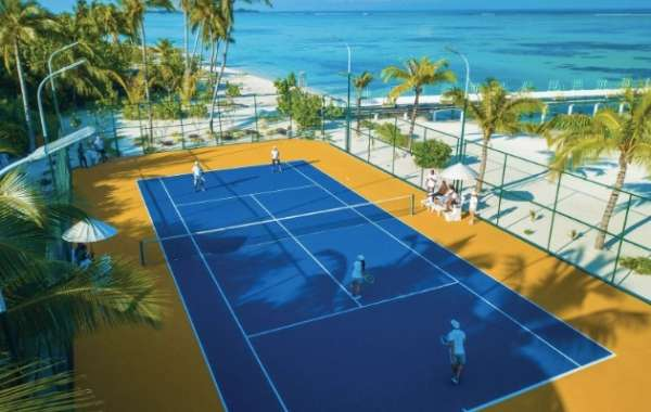 Atmosphere Hotels & Resorts Introduces the Newest Addition to its Luxury Offering; Tennis Court at OZEN Maadhoo