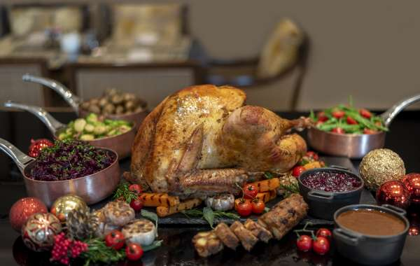 Ritz Carlton Christmas Dinner 2020 Have a Ritz Carlton Dubai Christmas at Home | Hozpitality Plus