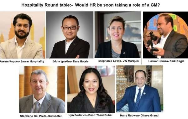 Hozpitality Round table:-  Would HR be soon taking a role of a GM?