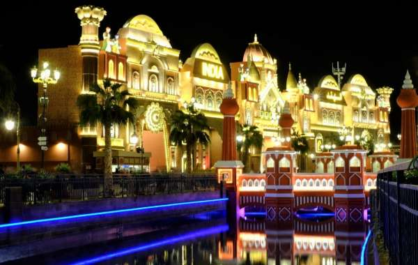Global Village is the Ideal Setting to Celebrate the Festival of Lights