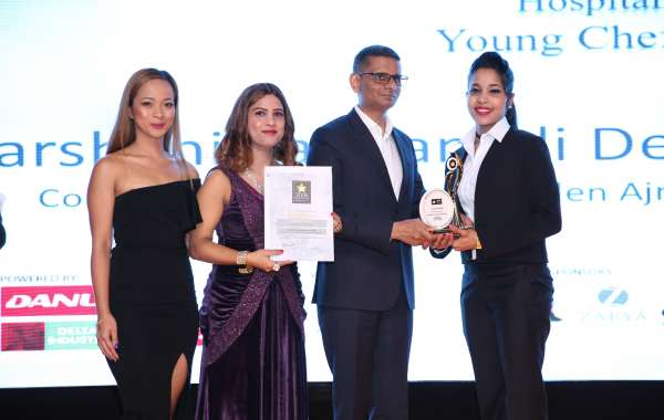 Young Chef of Wyndham Garden Ajman Corniche is a Gold Award Winner and ICCA's Scholar