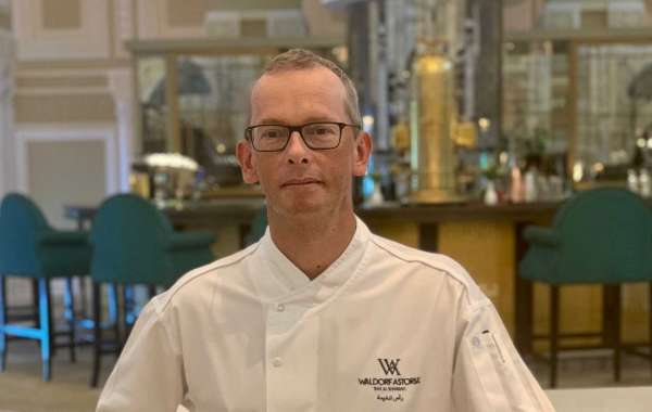 Waldorf RAK Appoints New Executive Chef