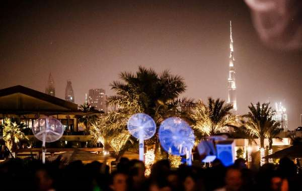 New Year's Eve Party at Sho Cho Dubai