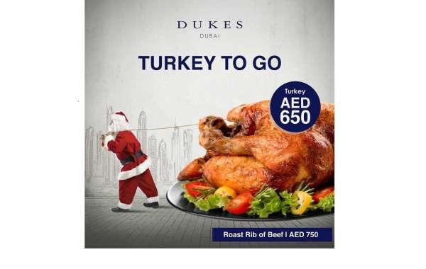 Turkey to Go at Dukes Dukes Dubai