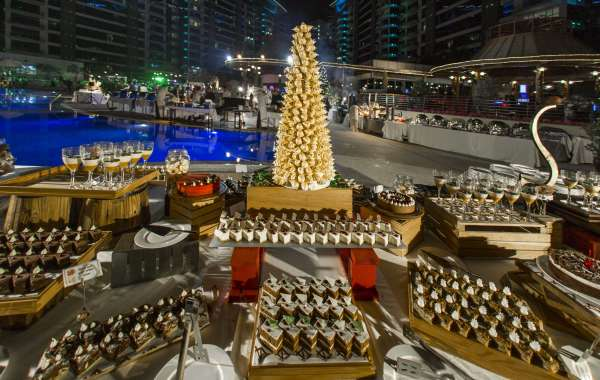 NYE Gala Dinner and After-Beach Party at Dukes Dubai