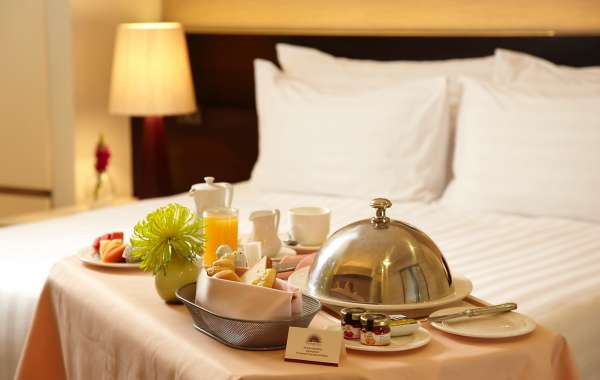 5 Amazing Things that you can Order from Hotel Room Service