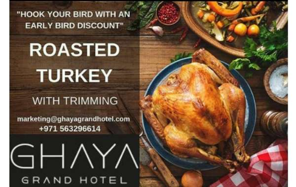Ghaya Grand Hotel Launches Festive Season Offer