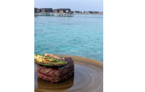 St Regis Maldives Vommuli Resort's Renowned Whale Bar and Grill Launches Brand New Concept