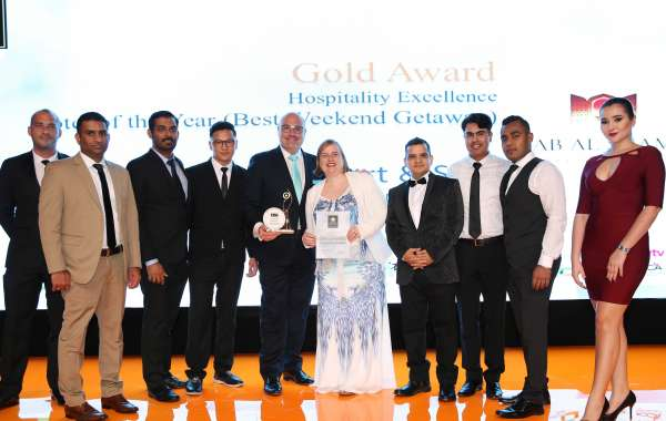 Bab Al Shams Resorts Hailed as the Best Weekend Getaway in this Year's Hospitality Excellence Awards
