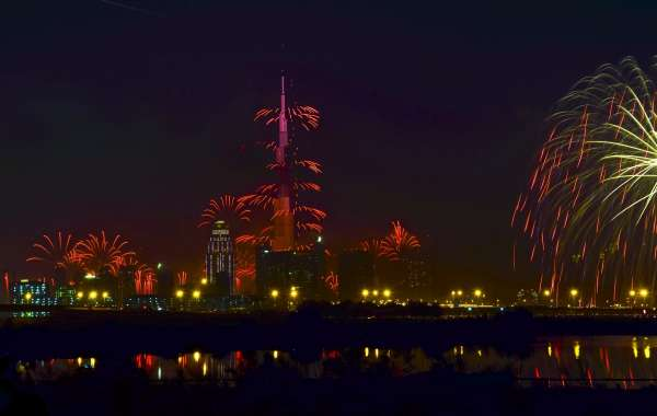 Celebrate a Spectacular New Year's Eve in Dubai
