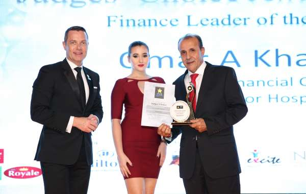 Veteran Hotelier from Habtoor Hospitality was Recognized as Finance Leader of the Year