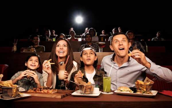 Now Enjoy All-day Dining with Reel Cinemas' Dine-In Experience