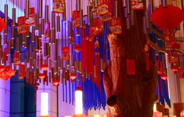 Celebrate Chinese New Year at InterContinental, Festival City