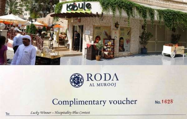 A CHANCE TO WIN DINNER FOR 2 PAX AT TABULE RESTAURANT, RODA AL MUROOJ, DUBAI