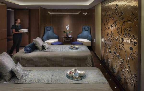 New Year, New You from the Spa at Mandarin Oriental, London