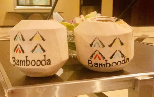 Bambooda at Roda Al Bustan, Dubai,  where fusion charms the traditional !