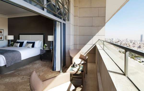 Discover Jordan's Timeless Beauty with Four Seasons Hotel Amman
