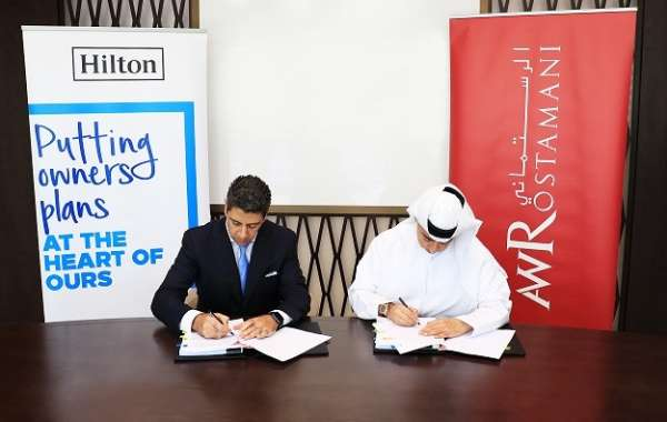 Hilton and AW Rostamani Group to Develop 458-room Hotel in Historic Bur Dubai