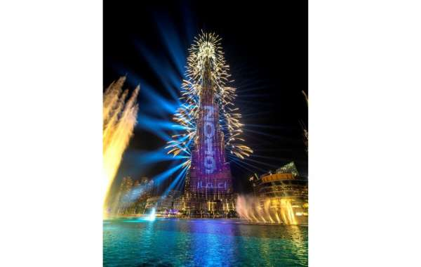 UAE Mesmerises the World with Emaar's Spectacular  New Year's Eve Gala 2019 in Downtown Dubai