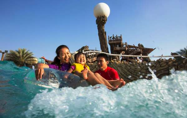 Celebrate the Chinese New Year at Yas Island theme parks