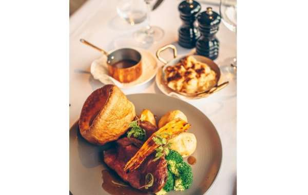 The Great British Roast at Galvin Bistrot & Bar