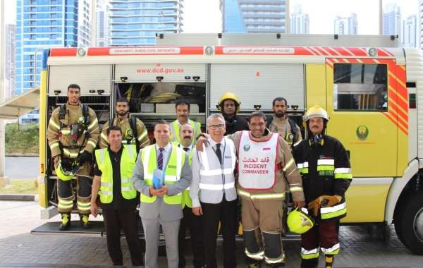 Villa Rotana Conducts Successful Fire Drill with Department of Civil Defence