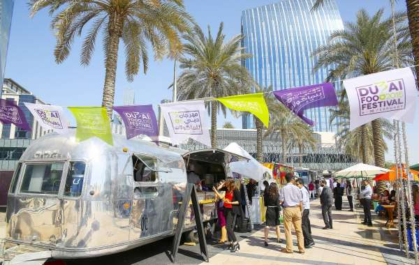 Sixth Edition of Dubai Food Festival Kicks Off on 21 February