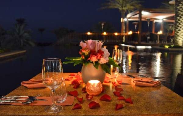 Seven Ways to Celebrate Valentine's Day at the St. Regis Saadiyat Island Resort, Abu Dhabi