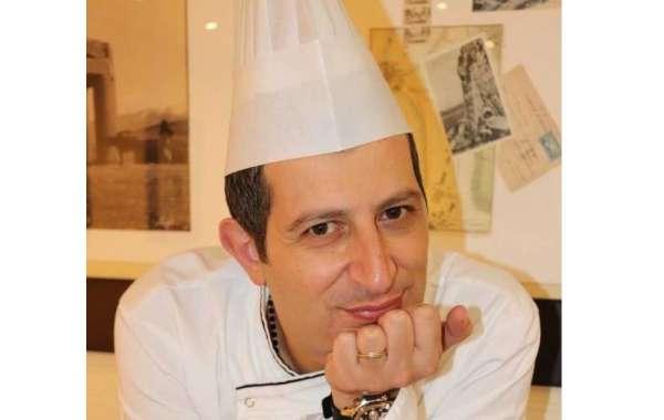 Najib Kalouch, New Head Chef at Radisson Blu Martinez