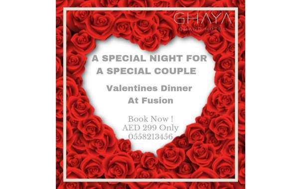Ghaya Grand Hotel: Valentine's Day Offers You Shouldn't Miss