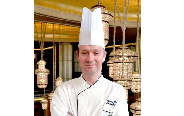The St. Regis Abu Dhabi Announces Appointment of New Executive Pastry Chef, Stewart Bell