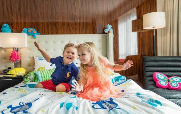 Turn Your Little Ones Loose at Swissotel Al Ghurair