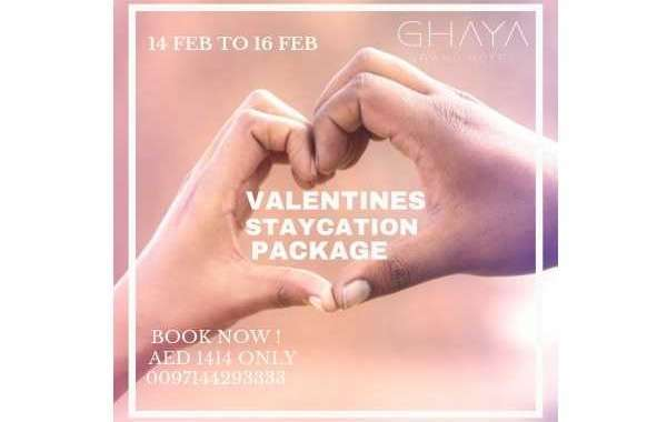Celebrate Valentine's with an All-Inclusive Staycation Offer at Ghaya Grand Hotel