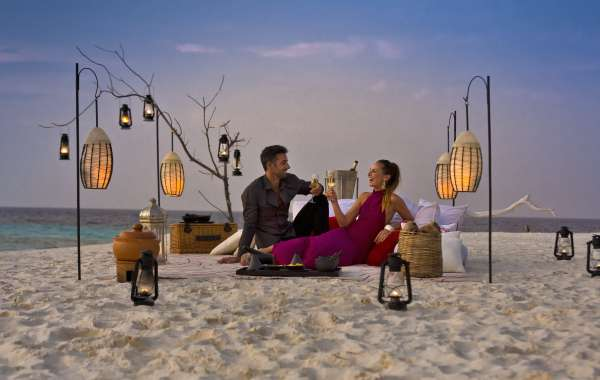 Castaway Romance in the Middle of the Indian Ocean Making this Valentine's Day Unforgettable