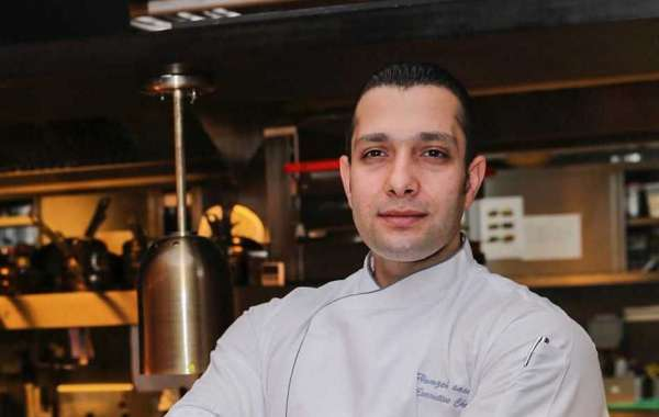 The H Dubai Hotel Appoints Hamzeh Saffaf Mahmoud as the New Executive Chef