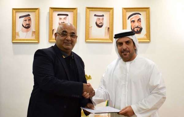 Leva Hotels Join Hands with Ahmed Bin Khalaf Al Otaiba
