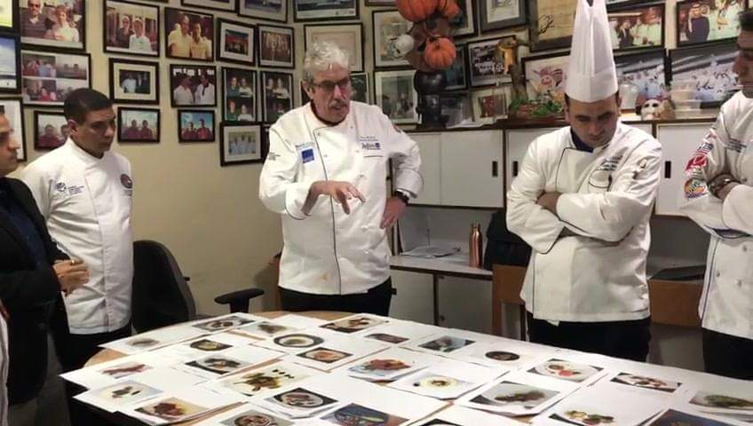 """The judges from Emirates Culinary Guild sat together and after a careful screening, 16 Young Chefs have been selected to move to Round 2 of the Cook Offs to be held at ICCA Dubai on 25th April 2019 for the prestigious """"Young Chef of the Year"""" title.   The details of all selected Young chefs can be seen online at http://www.hozpitalityexcellenceawards.com/cook-off .    Hozpitality Excellence:- Young Chef of the Year (Selected for Round 2) Reporting Time at ICCA    Chef Alam, Chef, Four Points by Sheraton SZR Ahmed Gaber, Commis Chef, Time Grand Plaza MA YE (Kevin), CDP, TRYP by Wyndam hotel Chef Pradeep, Grand Excelsior Hotel Diera Shefali Khambkar, DCDP, Hyatt Regency Creek Heights Jay Darshan , Four Points by Sheraton SZR Sai Prasanna Babji, Caesars Dubai Bluewater Joshua Jonathan, Demi Chef, JA The Resort Chef Leon, Jumeirah Creekside Hotel Ravi Mallawaarachchi, CDP, Crowne Plaza Dubai Jeanatta Kon, CDP, Sofitel Abu Dhabi Corniche Ramu Jaspuleti, DCDP, JA the Resort Adarsh Parambath, Raffles Dubai Rere Reynaldi, Zero Gravity Jobin Anthony, Mövenpick Hotel Jumeirah Beach Chef Gridharan, Grand Excelsior Hotel Diera   Look forward to a great event again this year ?"""
