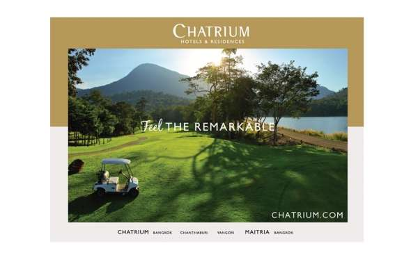 Chatrium Hotels & Residences  Announces Launch of New Website